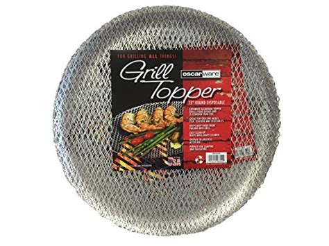 Backyard Grill Disposable Grill Topper 13 Quot Disposable Grill Topper Backyard Grill