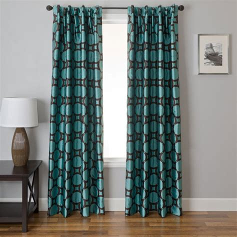 curtains with turquoise turquoise curtains home stuff pinterest turquoise