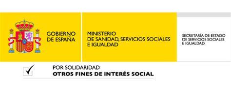 ministerio de sanidad servicios sociales e igualdad aspaym federaci 243 n nacional inicio