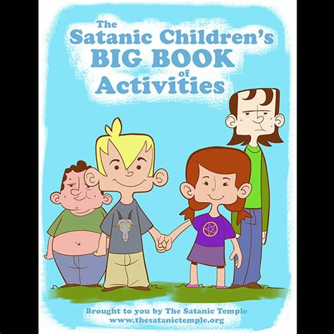 big book of bible crafts for of all ages big books books the satanic children s big book of activities the