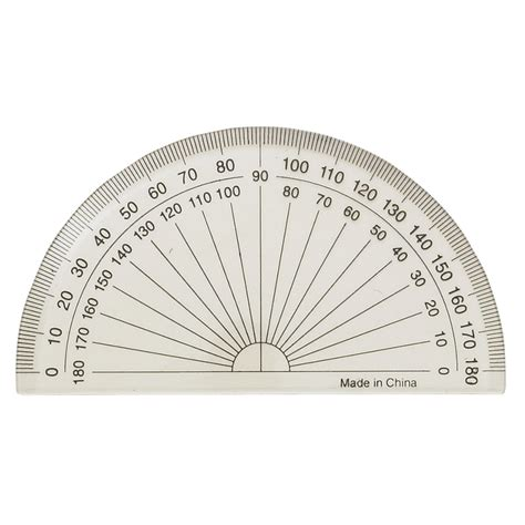 printable protractor with ruler protractor printable images