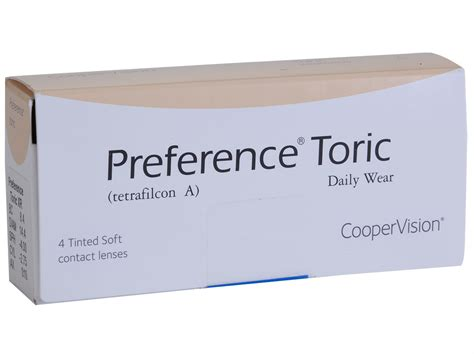 preference toric   month contact lenses lensdirect