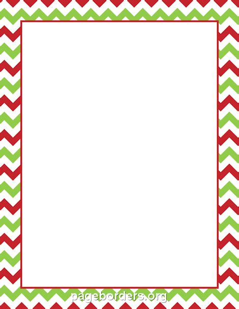 red stripe boarders christmas free printable christmas border clipart 46
