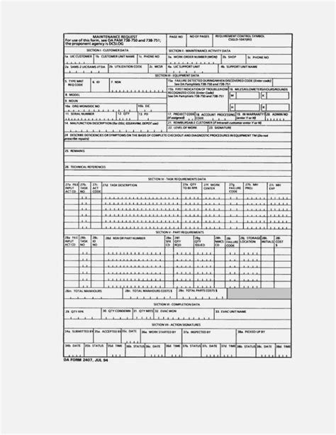 the history of army da invoice and resume template ideas