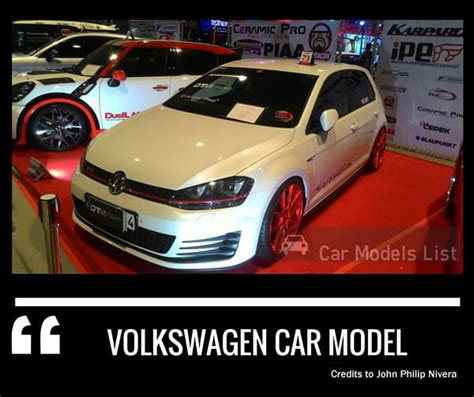 volkswagen vehicles list volkswagen car models list complete list of all