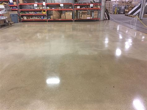 Polished Concrete   New Berlin, WI   Floorcare USA