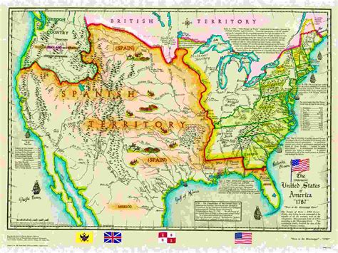 map of usa 1776 us historical series