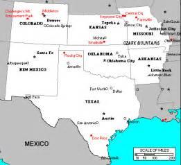 united states map dc comics dc atlas southwest region
