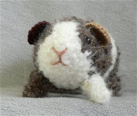 pattern crochet guinea pig fuzzy guinea pig amigurumi pdf crochet pattern