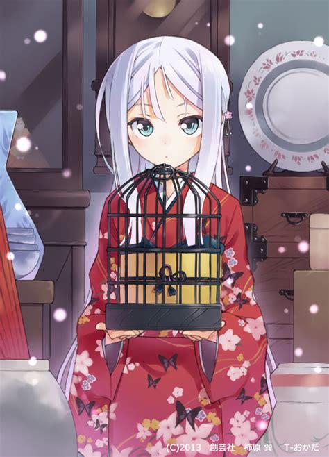 Okada Princess kago hime to mittsu no nazo no monogatari story of three mysterious princess and bird cage