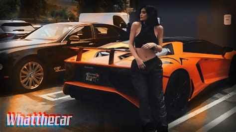 Kylie Jenner Auto by Kylie Jenner Colecci 211 N De Autos Car Collection