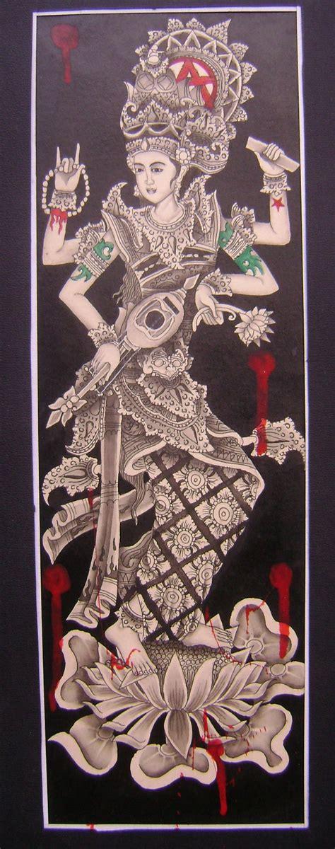 goddess tattoo bali 45 best balinese art images on pinterest tattoo ideas