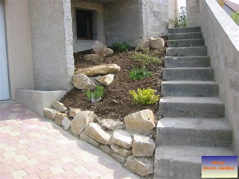 Aménagement De Talus by Am 233 Nagement Ext 233 Rieur Maison Terrain En Pente Fashion