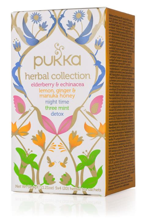 Pukka Detox Tea Australia by Pukka Herbal Tea Colletion Mattas