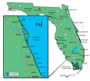 indian river map florida bottlenose dolphin feeding ecology in the indian river
