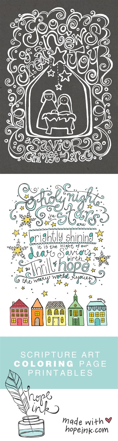 pinterest christmas scripture art coloring printables scripture