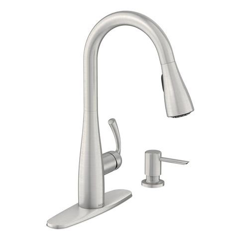 moen magnetic kitchen faucets