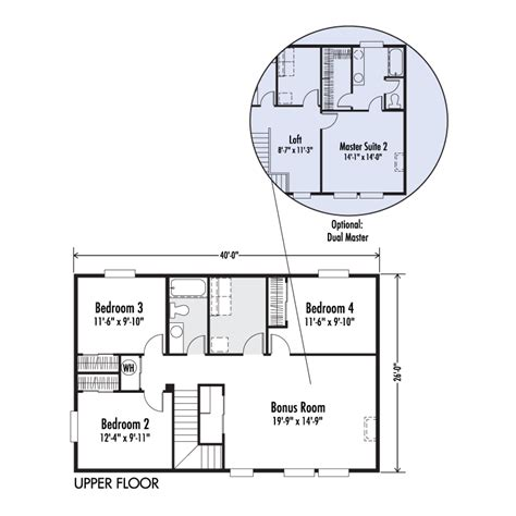 adair floor plans the gallatin custom home floor plan adair homes