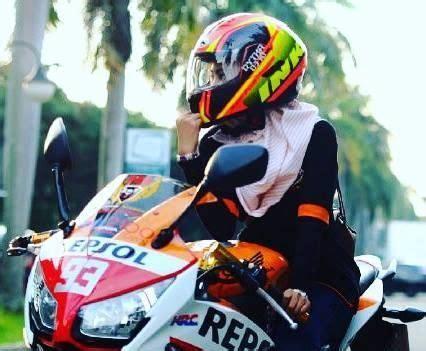 Helm Kyt Untuk Perempuan Helm Dan Kenyamanan Untuk Wanita Berjilbab