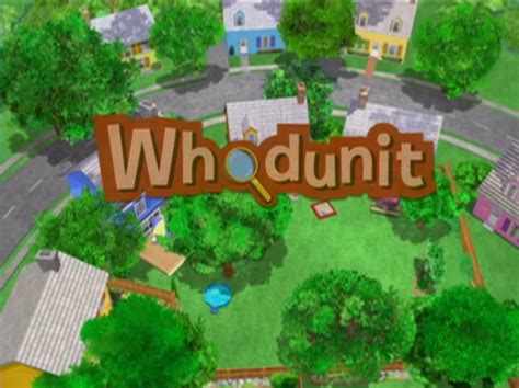 Backyardigans Whodunit Whodunit The Backyardigans Wiki Fandom Powered By Wikia