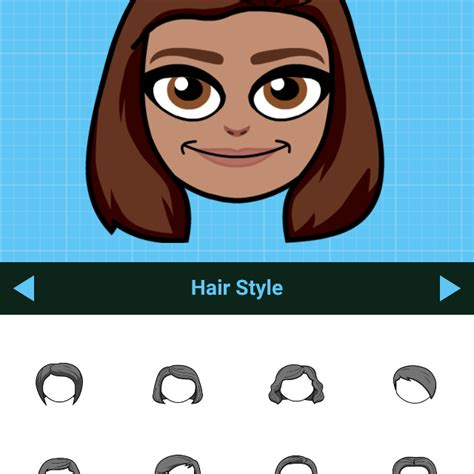 change hair color on bitmoji new hair style collections