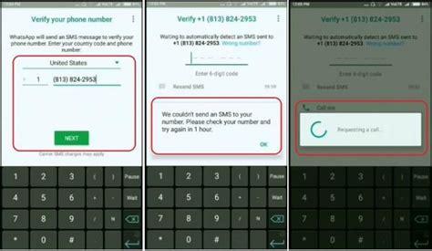 pengalaman cara daftar membuat akun aplikasi whatsapp baru cara membuat akun whatsapp tanpa nomor telepon oketekno com