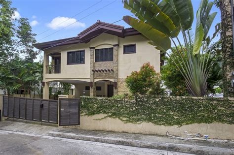 4 bed house for rent 4 bedroom house for rent in maria luisa cebu city cebu