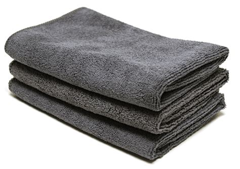 car microfiber towels the microfiber detailing cloth is the car detailing buffing towel made of 80 20