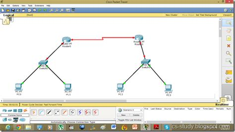 cisco packet tracer router configuration tutorial pdf ospf on packet tracer easy learning