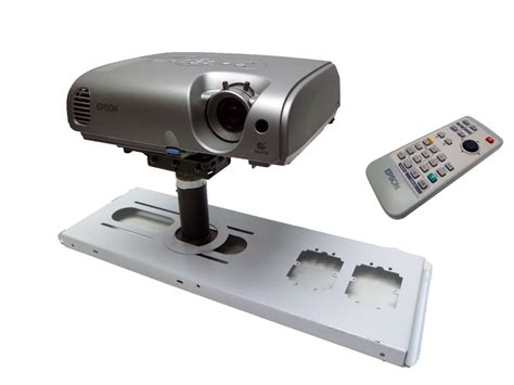 Multimedia Projector Ceiling Mount by Epson Emp 82 Projector With Remote Chief Ceiling Mount