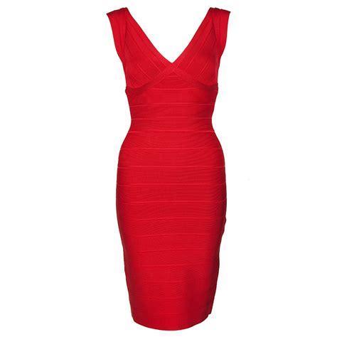 Bandage Dress herv 233 l 233 ger karima bandage dress cricket fashion boutique uk