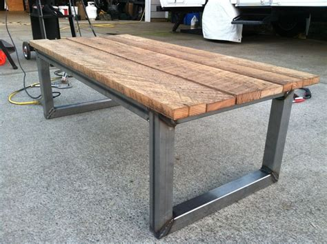 diy welded table legs 25 best ideas about metal tables on metal table legs diy metal table legs and