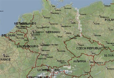 germany map 1980 germany topographic maps mapstor