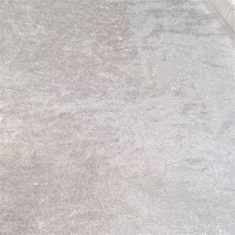 velvet fabric felt white