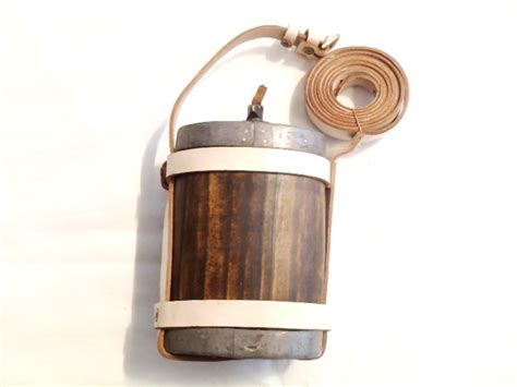 wood pattern water bottle 1871 pattern water bottle zulu war
