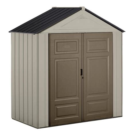 4×8 Rubbermaid Storage Shed