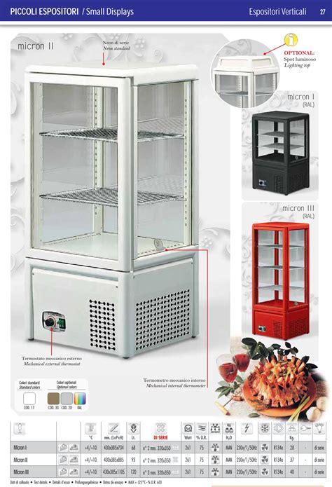 vetrinetta refrigerata da banco vetrinetta refrigerata da banco micron ii 4 10