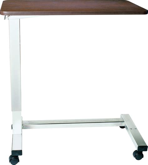drive medical overbed table assembly non tilt automatic overbed table u drive medical