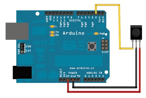 arduino tutorial ir sensor tutorials learn sensors ir html adawiki