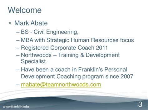 Personal Mba Coach by Personal Development Coach April 2015 3 10 15