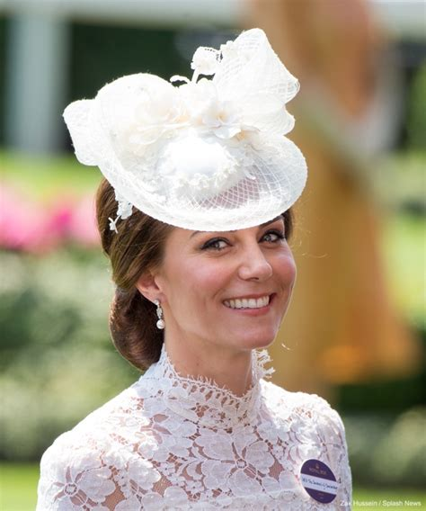William and Kate join the Queen at Royal Ascot · Kate Middleton Style Blog