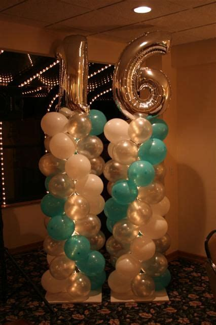 sweet 16 sweet 16 centerpieces and sweet on pinterest