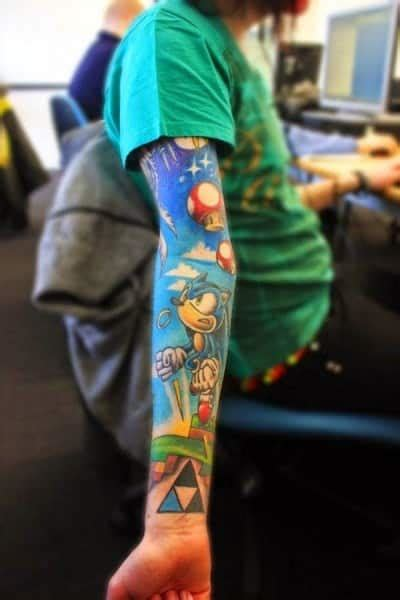 tattoo quiz game video game tattoos for men gamer tattoo ideas for guys