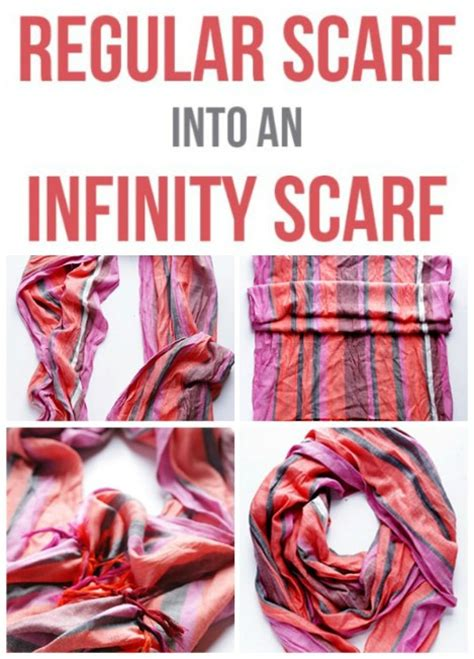 how to make a scarf into an infinity scarf 26 cozy diy infinity scarves with free patterns and