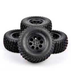 Rc Truck Tires Ebay 4x Tires 12mm Hub Set 902 For Rc 1 10 Course