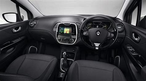 renault captur interior renault captur vs hyundai creta price specs comparison