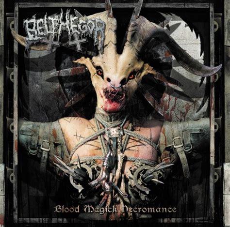 Necronomicon The Devils Tongue belphegor blood magick necromance heavy is heavy