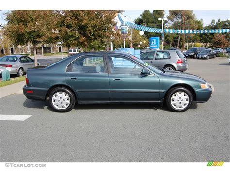 honda accord sedan 1997 1997 eucalyptus green pearl honda accord lx sedan