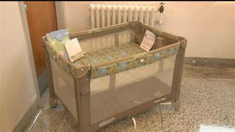 Cribs For Program by Milwaukee Health Department Raises Awareness About Cribs