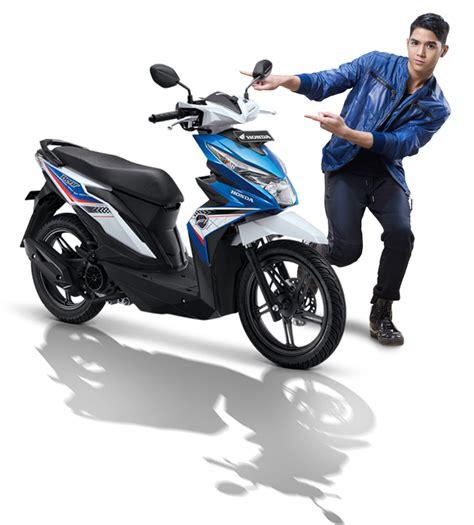 Lu Motor Honda Beat v power motor honda beat 110